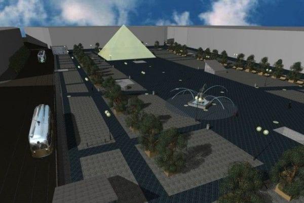 Două noi piețe pietonale și parcări subterane în Arad, investiție de peste 50 mil. euro