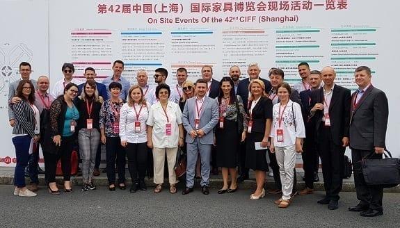 Delegația Cluster Mobilier Transilvan, la cele mai mari evenimente din lume dedicate industriei mobilei