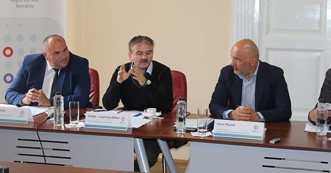 ADR Vest, patru noi contracte de finanţare