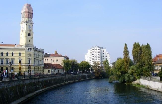 Pod nou peste Crișul Repede în Oradea, investiție de peste 10 mil. lei