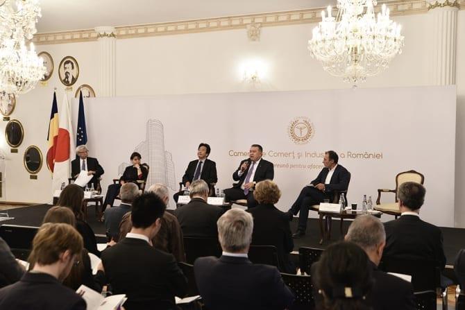 Mihai Daraban: Este obligatoriu să promovăm România ca un hub comercial între Japonia și UE