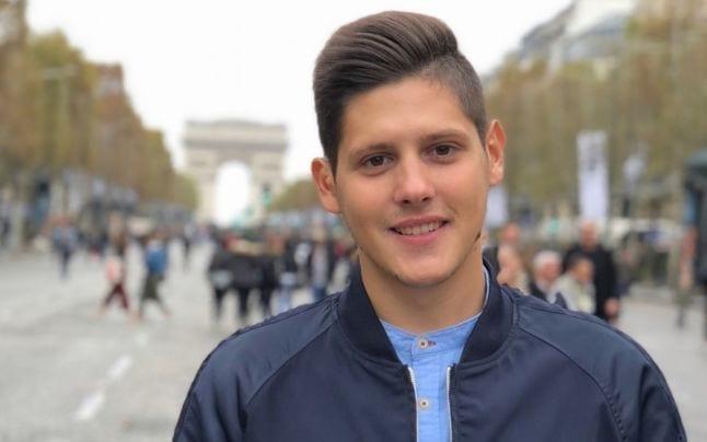 Un bistrițean de  23 de ani, absolvent al UBB, cel mai tânăr angajat al Ministerului Economiei din Franța
