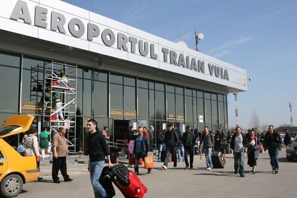 Aeroportul din Timișoara