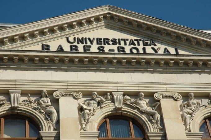 - UBB - UBB, 14 specializări în limba germană și 72 în maghiară