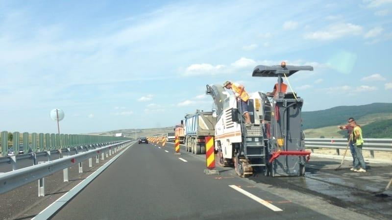 - autostrada - Finanțare de 370 mil. lei pentru Autostrada Cluj Vest (Gilau) – Nadaselu