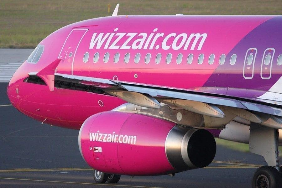 - wizz - Curse zilnice Wizz Air spre Budapesta de la Târgu Mureș