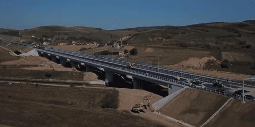 - Gilau 840x420 - Lucrările la Podul Gilău, aproape de final