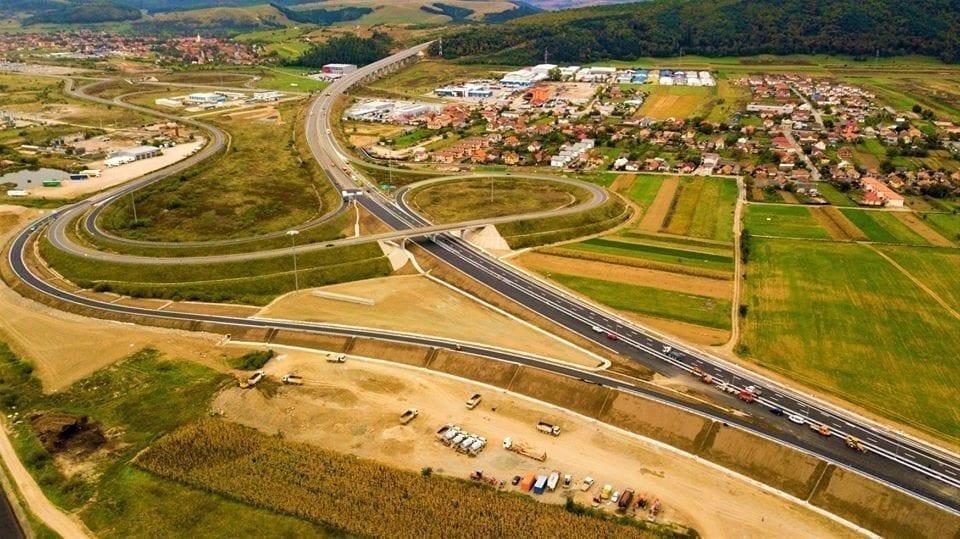 - AUTOSTRADA 960x539 - Peste 100 km de autostradă în 2019. Vizate, tronsoane de pe Sebeş – Turda şi Autostrada Transilvania