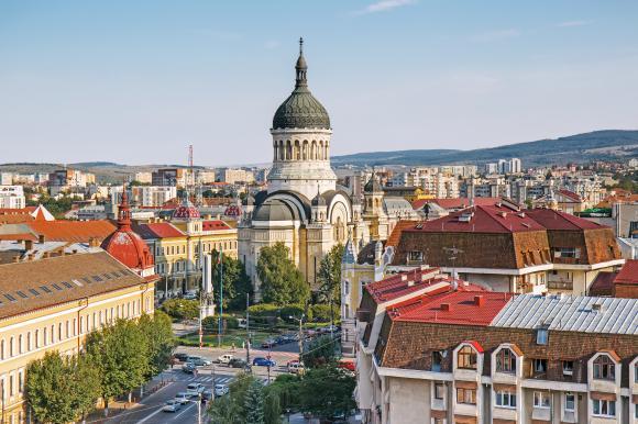 - cluj - Pregătiri pentru organizarea Summitului Start-up Europe de la Cluj-Napoca