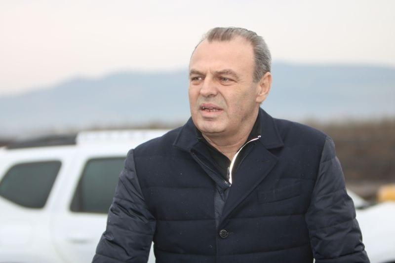 - IMG 6372 - A8, Tîrgu Mureș – Iași – Ungheni, realizată din fonduri europene, zice (încă) ministrul Șova