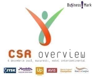 - bm - BusinessMark organizează evenimentul CSR OVERVIEW 2018