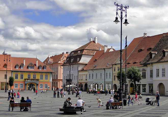 - sibiu 2 - Sibiul, destinație culinară recomandată pentru 2019 de National Geographic Traveller