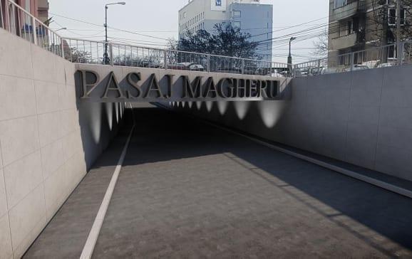 - PlansaMagheru2 1 - Primăria Oradea, nou contract de infrastructură – investiție de peste 18 mil. lei