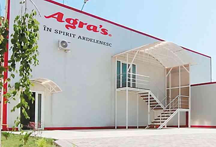 - Agras001 - Compania AGRA'S din Alba a donat 1.000 de teste rapide, în valoare de 11.000 de euro, Spitalului Județean