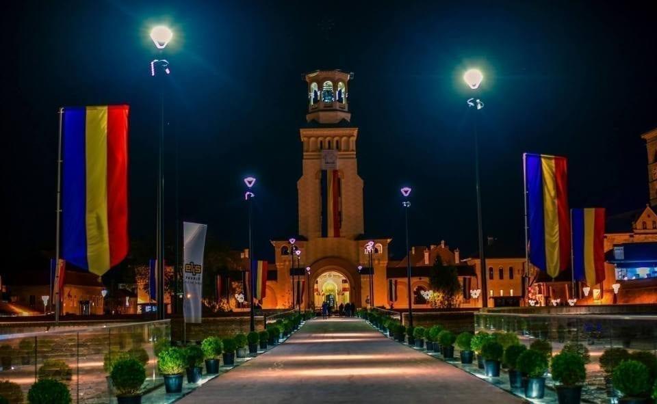 - cetate 960x591 - Primăria Alba Iulia investește peste 1,4 milioane de euro în iluminarea Cetății Alba Carolina