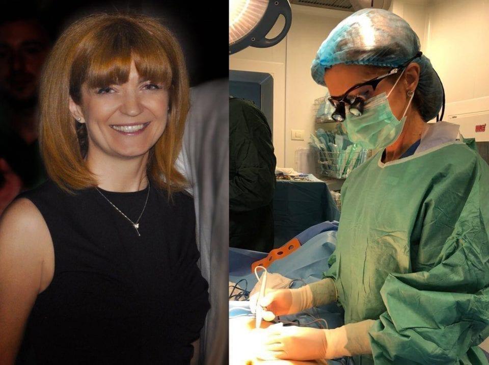 - doina hrehoret chirurg transplant ficat fundeni 960x716 - Singura femeie din Europa de Est care face transplant de ficat este româncă