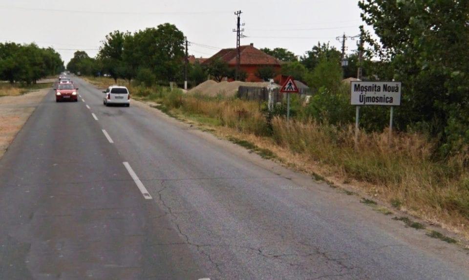 - mosnita noua tm 960x574 - Lărgirea drumului Timișoara – Moșnița Nouă a depășit o barieră birocratică majoră. Urmează licitația pentru execuție