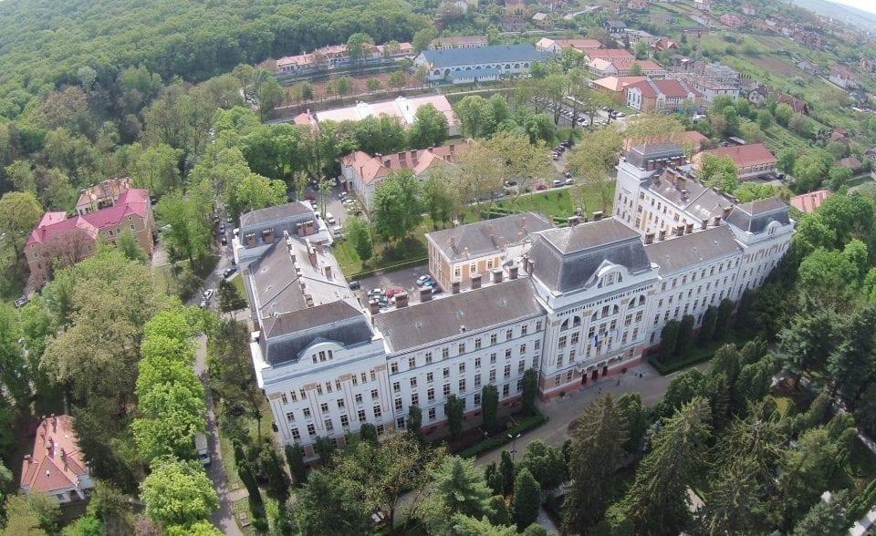 """- Foto9 Campus UMF Tg Mures 1 960x588 - Șase noi proiecte câștigate de UMFST """"George Emil Palade"""" din Târgu Mureș"""