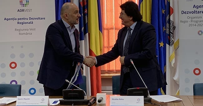 - MAXIM - Blocuri reabilitate termic cu finanțare europeană la Timișoara
