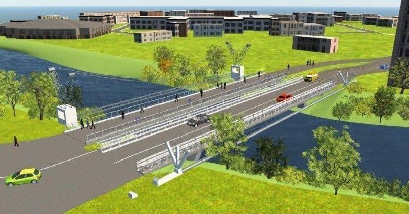 - POD - Diferit începe reconstrucția Podului Porțelanului din Cluj-Napoca