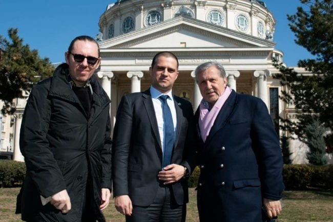 - Trif Nastase Voiculet 650x433 - Sibiul, promovat ca destinaţie turistică în noul clip al Ministerului Turismului