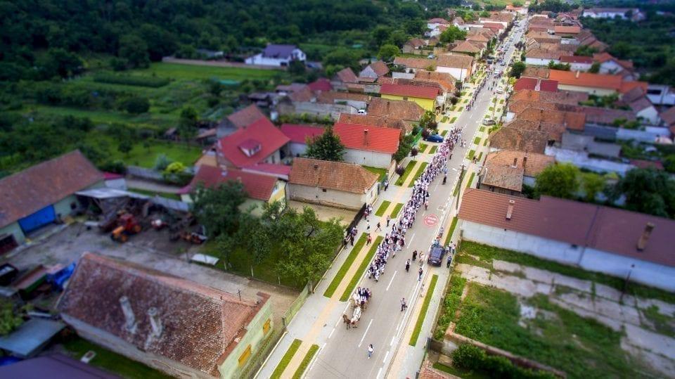 - ciugud 960x539 - Top cinci comune din România unde se trăiește mai bine decât în Occident, datorită investițiilor și atragerii fondurilor europene