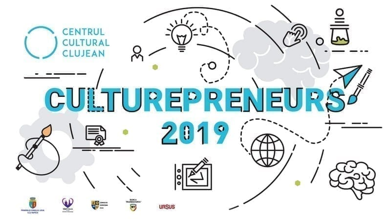 - Culturepreneurs 2019 - Centrul Cultural Clujean dă startul programului Culturepreneurs 2019