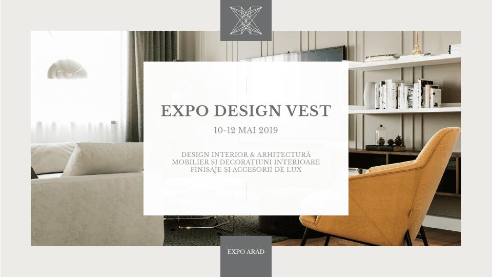 - dc 960x540 - Interioare Inteligente la Expo Arad, în cadrul Expo Design Vest