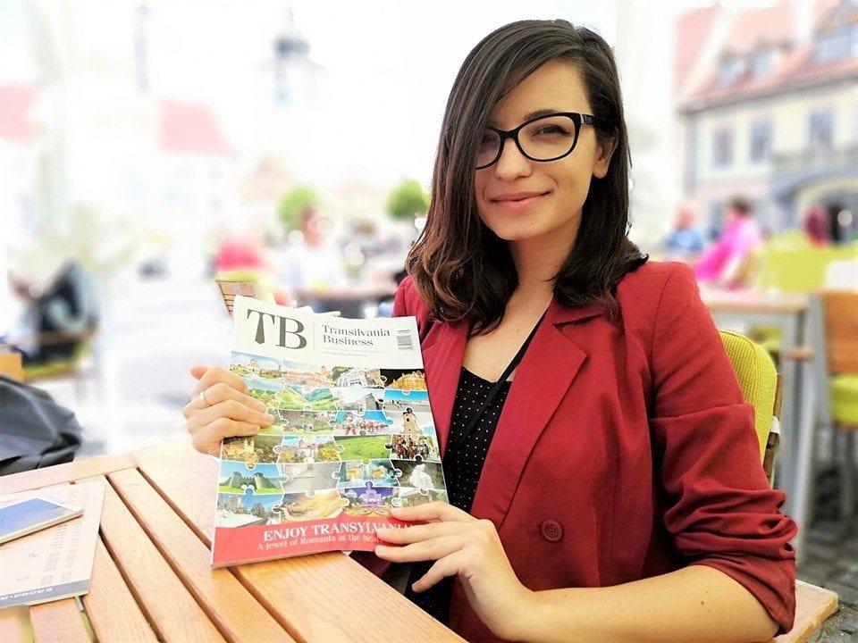 Revista Transilvania Business, un cadou special pentru Europa și pentru România