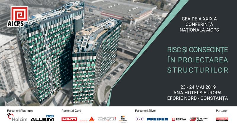 - AICPS conferinta 23 24 mai risc si consecinte proiectare - Risc seismic – care sunt riscurile unui fond de clădiri îmbătrânit