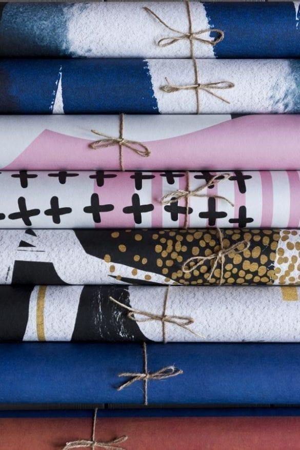- ART OF ABSTRACT 01 585x877 - MINDTHEGAP. În lumea tapetului, abajururilor și a textilelor care cuvântă