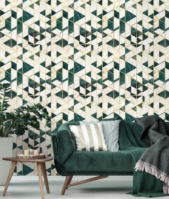 - GRAMERCY Ivory 585x689 - MINDTHEGAP. În lumea tapetului, abajururilor și a textilelor care cuvântă