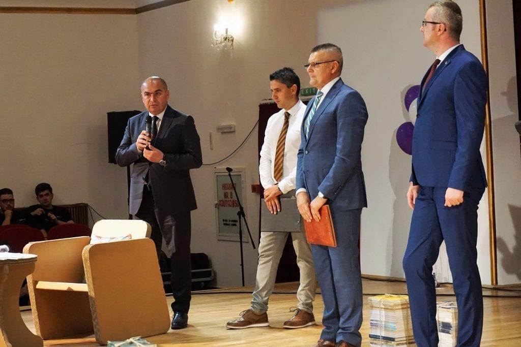 Ilie Bolojan, Ioan Mihaiu și Alin Novac