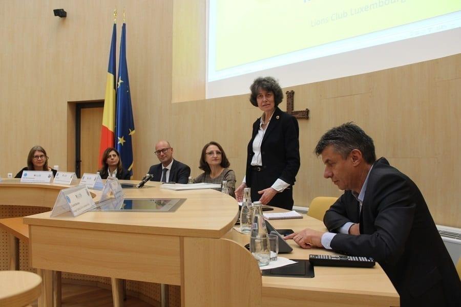 - donatie - Donație semnificativă de echipamente medicale din Luxemburg pentru Spitalul Județean de Urgență Sibiu
