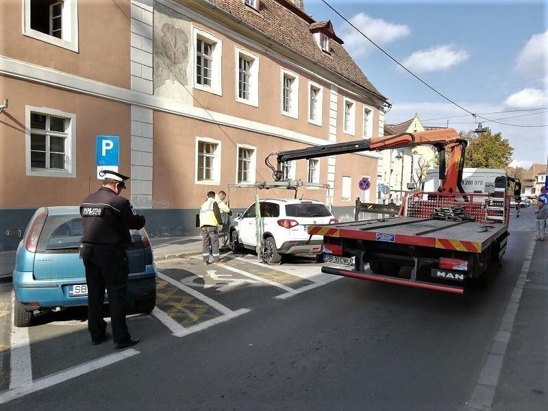- parcari sibiu - Primăria Sibiu vrea să extindă zonele de parcări cu plată