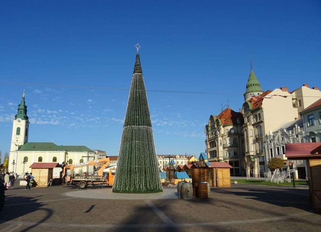 Targul de Craciun Oradea