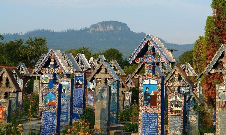 - Cimitirul Vesel 960x576 - Maramureșul, cu trei destinații în topul turismului din România
