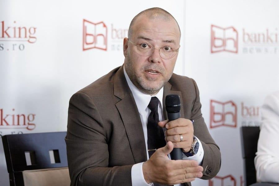 """bankingnews.ro  - florin danescu - Asociaţia Română a Băncilor: """"Intermedierea financiară, în România, este cea mai mică din Europa"""""""