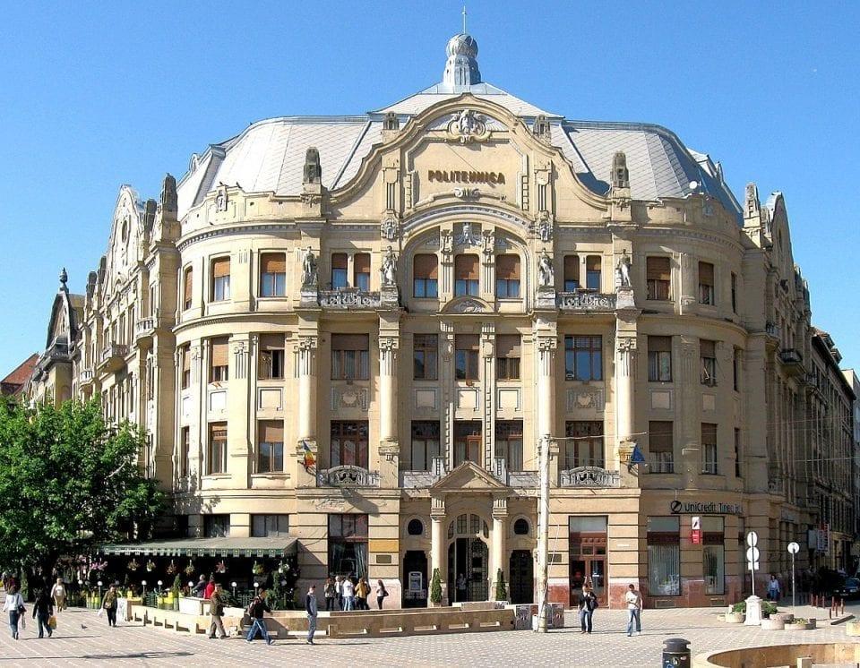 - uptrectorat 960x746 - Universitatea Politehnica Timişoara a creat o platformă pentru agregarea datelor din proiectul Timişoara Capitală Culturală Europeană