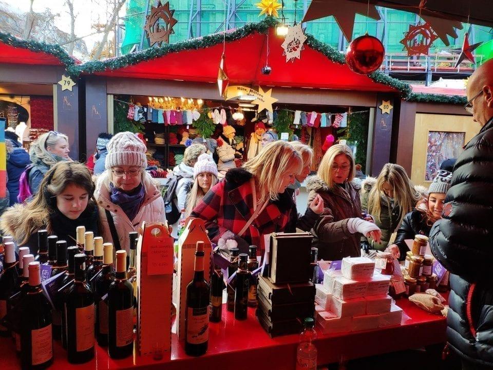 Clujul are stand la Târgul de Crăciun de la Koln