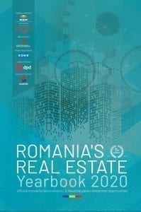 - Romanias Real Estate Yearbook 2020 cover 199x300 - Leading solutions for future proof buildings