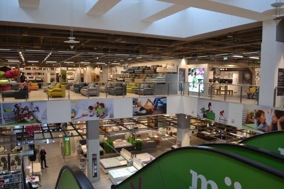 - Momax2 1 585x390 - Cel mai mare magazin Mömax din România a fost deschis la Oradea