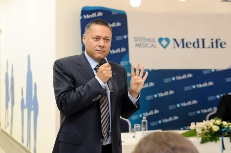 - mihai marcu1 002 - Medlife anunță o nouă investiție: La 10 minute de Piața Victoriei va fi unul dintre cele mai mari proiecte medicale din Europa Centrala și de Est