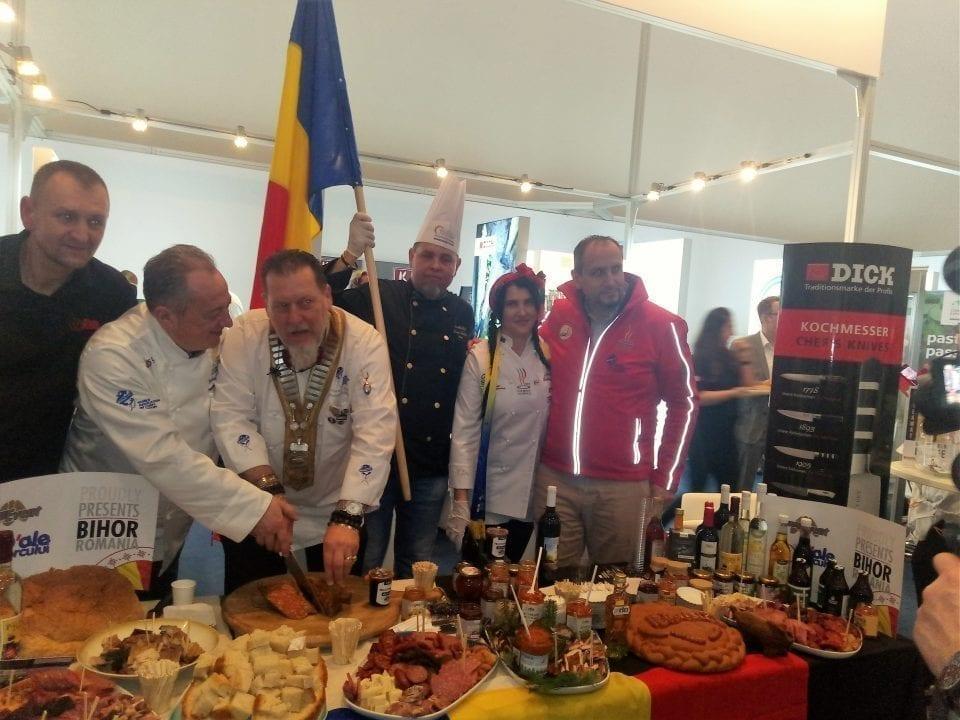 - Produse traditionale 960x720 - Gustare tradiţională din Bihor la Olimpiada culinară de la Stuttgart