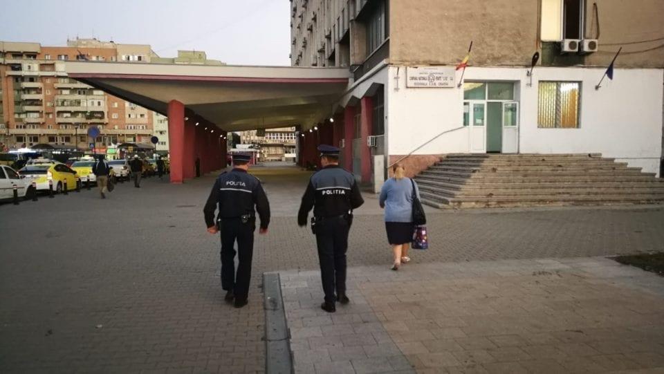 - politia feroviara 960x541 - Gările din Regionala Cluj, păzite de 1,3 milioane de euro