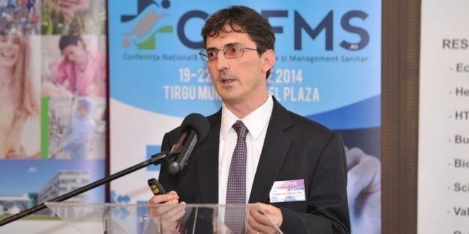 - Marius Calin Chereches - Marius Călin Cherecheș, antreprenor în domeniul farmaceutic: Trebuie găsită o soluție de protejare a capitalului românesc