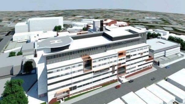 - SRU Cluj - Investiție de 500 de milioane de euro în Spitalul Regional de Urgență Cluj