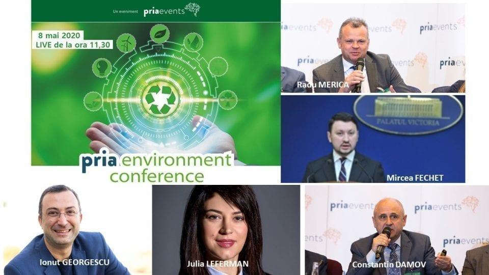 - mediu cover jpeg 960x540 - LIVE-Pria Environment in contextul Covid-19 in 8 mai 2020, de la ora 11.30