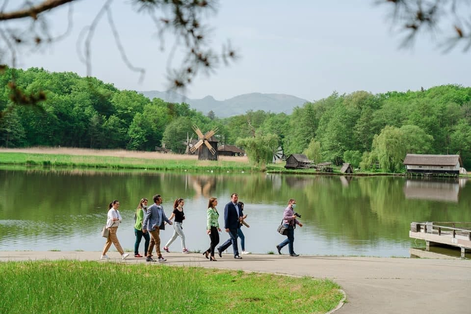 - muzeul astra 15 mai 2020 960x640 - Cel mai mare muzeu în aer liber din România s-a redeschis pentru public